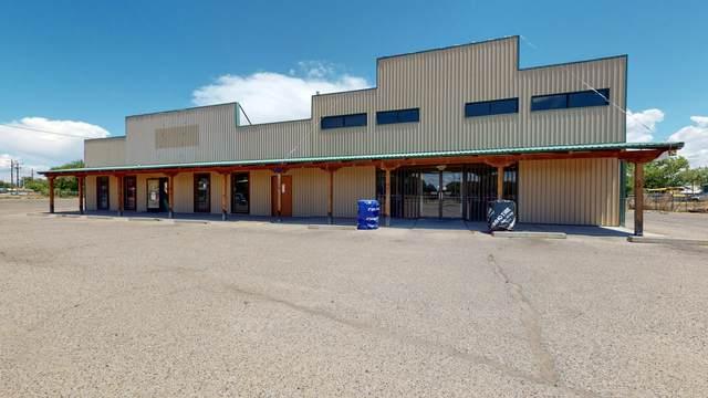 3469 Main Street SE, Los Lunas, NM 87031 (MLS #974291) :: The Buchman Group