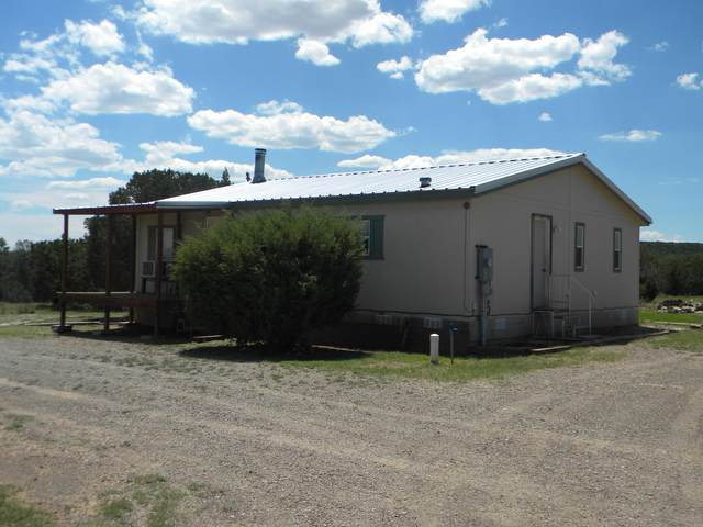 36 High Vista Drive, Moriarty, NM 87035 (MLS #974297) :: Campbell & Campbell Real Estate Services
