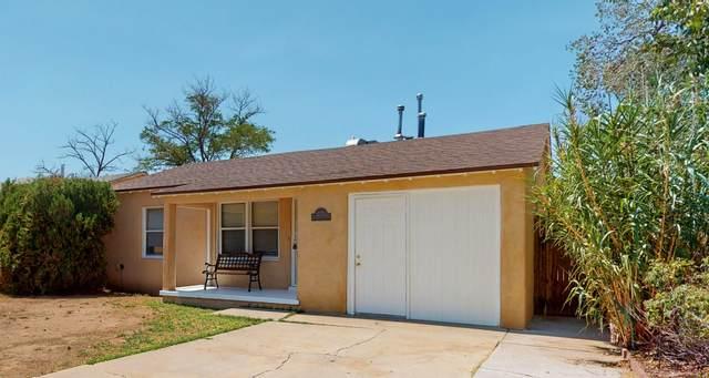 221 Morningside Drive NE, Albuquerque, NM 87108 (MLS #974309) :: The Buchman Group