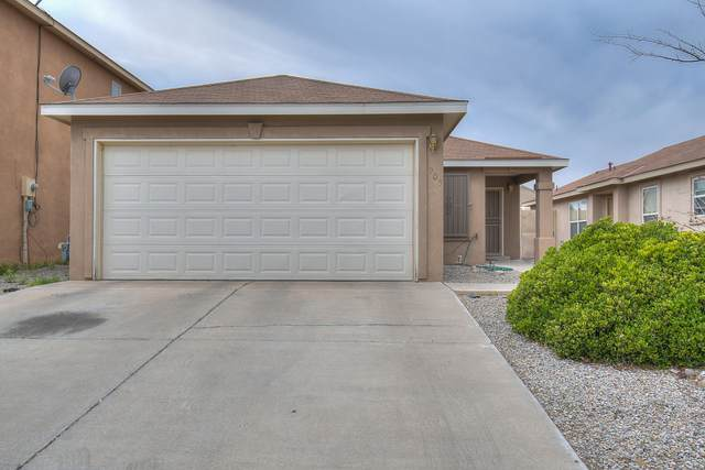 905 72nd Place NW, Albuquerque, NM 87121 (MLS #974313) :: Berkshire Hathaway HomeServices Santa Fe Real Estate