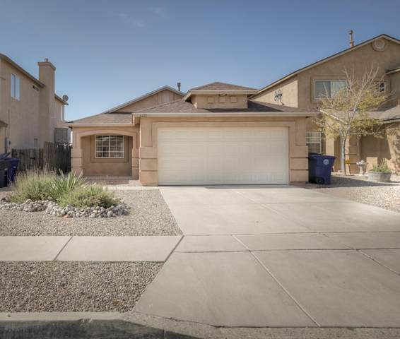 6128 Full Moon Avenue NW, Albuquerque, NM 87114 (MLS #974321) :: Berkshire Hathaway HomeServices Santa Fe Real Estate