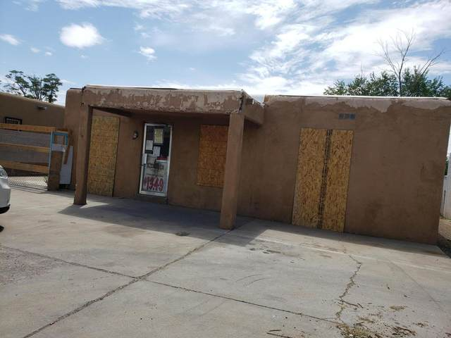 505 San Pedro Drive SE, Albuquerque, NM 87108 (MLS #974326) :: The Buchman Group