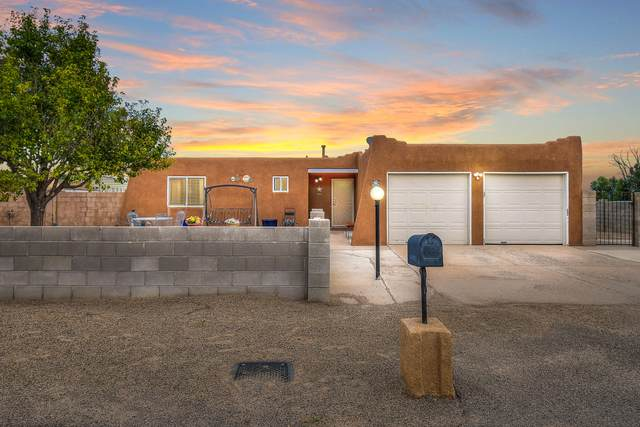 120 Itasca Road SE, Rio Rancho, NM 87124 (MLS #974333) :: Campbell & Campbell Real Estate Services