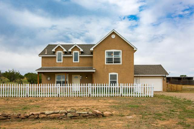 52 Hopping Hills Trail, Edgewood, NM 87015 (MLS #974445) :: Campbell & Campbell Real Estate Services