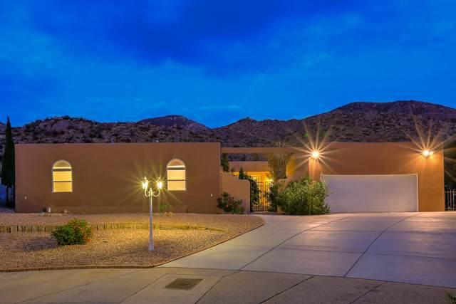 13116 Sandstone Place NE, Albuquerque, NM 87111 (MLS #974449) :: Berkshire Hathaway HomeServices Santa Fe Real Estate