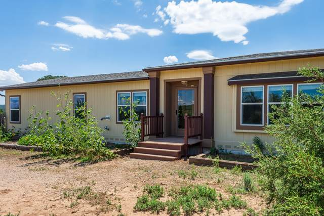 39 Adams Road, Edgewood, NM 87015 (MLS #974456) :: Campbell & Campbell Real Estate Services