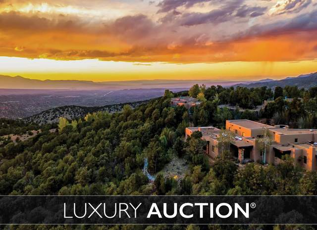 1432 Old Sunset Trail, Santa Fe, NM 87501 (MLS #974562) :: The Bigelow Team / Red Fox Realty