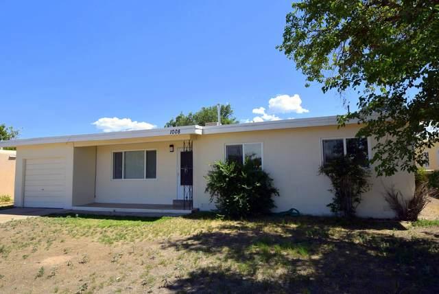 1008 Georgia Street SE, Albuquerque, NM 87108 (MLS #974591) :: The Buchman Group
