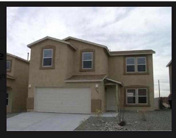 10202 Range Road SW, Albuquerque, NM 87121 (MLS #974609) :: Campbell & Campbell Real Estate Services