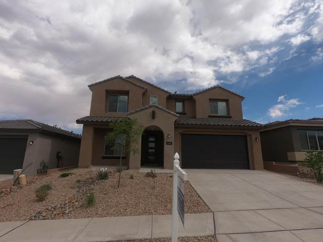 6313 Alpenglow Trail NE, Albuquerque, NM 87113 (MLS #974623) :: The Buchman Group