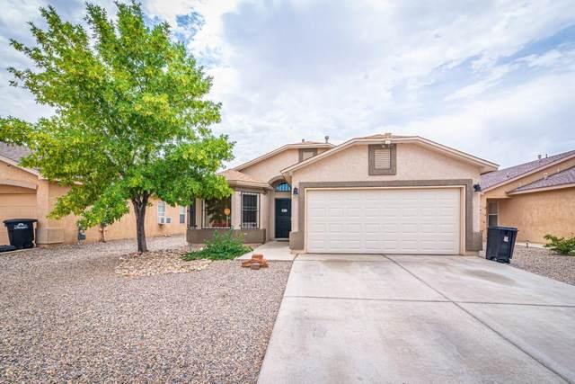 52 Avenida Jardin, Los Lunas, NM 87031 (MLS #974628) :: Campbell & Campbell Real Estate Services