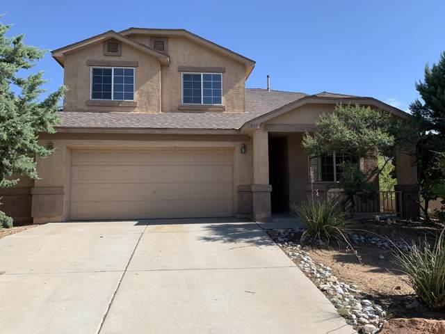2980 Clear Sky Street SW, Los Lunas, NM 87031 (MLS #974646) :: The Buchman Group