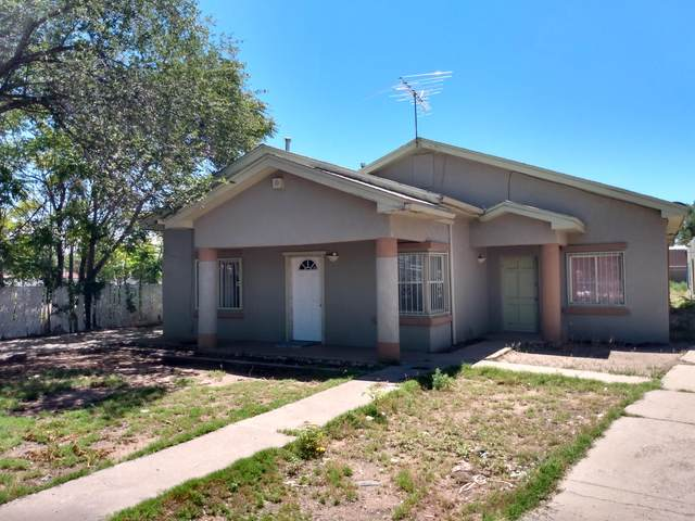 1634 Barcelona Road SW, Albuquerque, NM 87105 (MLS #974663) :: Keller Williams Realty