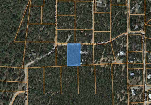 44 Crestwood Loop Drive, Tijeras, NM 87059 (MLS #974673) :: Campbell & Campbell Real Estate Services
