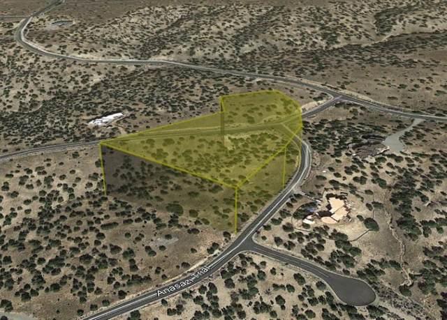 Anasazi Pass, Sandia Park, NM 87047 (MLS #974680) :: The Bigelow Team / Red Fox Realty