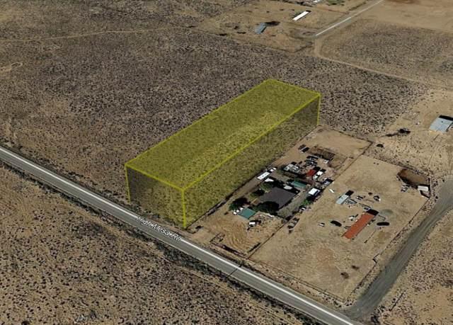 High Mesa Road, Meadow Lake, NM 87031 (MLS #974683) :: The Buchman Group