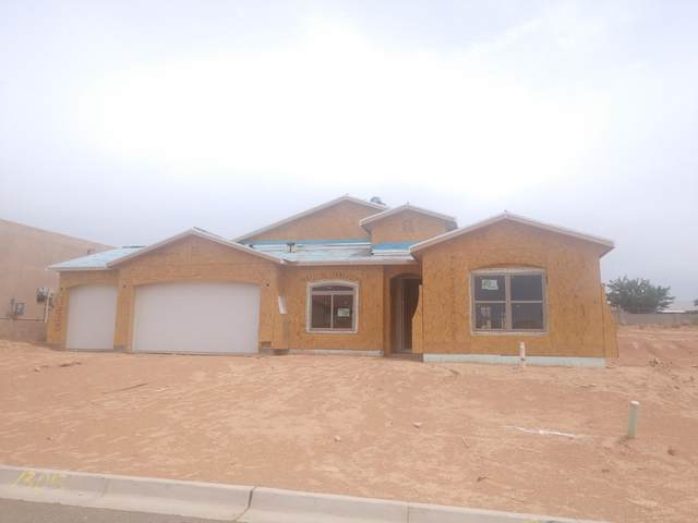 7305 Kodiak Road NE, Rio Rancho, NM 87144 (MLS #974699) :: The Buchman Group