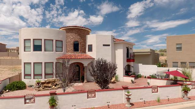 910 Nicholas Court, Bernalillo, NM 87004 (MLS #974701) :: Campbell & Campbell Real Estate Services