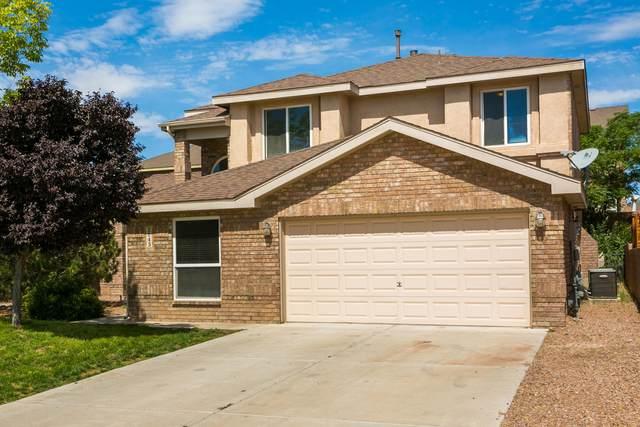 2745 Corte De La Villa SE, Rio Rancho, NM 87124 (MLS #974742) :: The Buchman Group