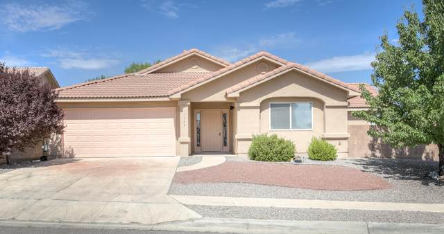 1543 White Pine Drive NE, Rio Rancho, NM 87144 (MLS #974750) :: Campbell & Campbell Real Estate Services