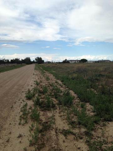 11 Meadow Road Lane, Moriarty, NM 87035 (MLS #974760) :: Keller Williams Realty