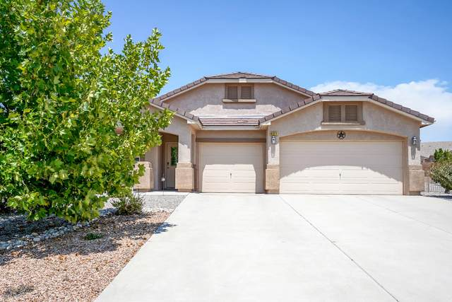 4311 Cholla Drive NE, Rio Rancho, NM 87144 (MLS #974770) :: The Buchman Group