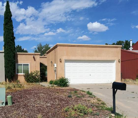 2907 Golfers Lane SE, Rio Rancho, NM 87124 (MLS #974771) :: Campbell & Campbell Real Estate Services