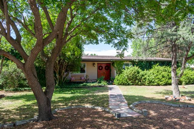 1140 Forest Road NW, Albuquerque, NM 87114 (MLS #974786) :: Campbell & Campbell Real Estate Services