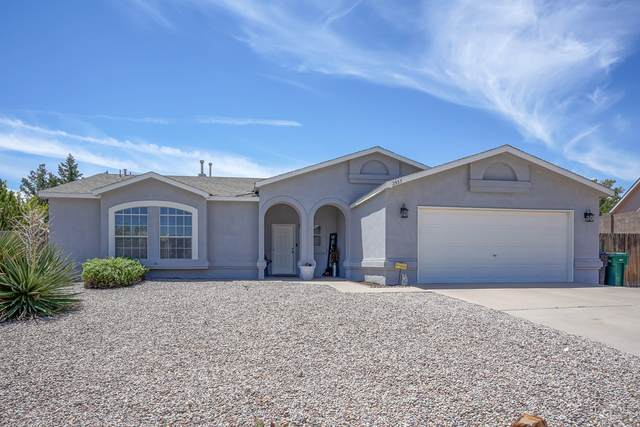 2537 Wheeler Peak Drive NE, Rio Rancho, NM 87144 (MLS #974789) :: The Buchman Group
