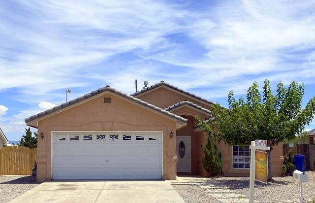 1372 Vista Centro Drive SW, Los Lunas, NM 87031 (MLS #974791) :: Campbell & Campbell Real Estate Services