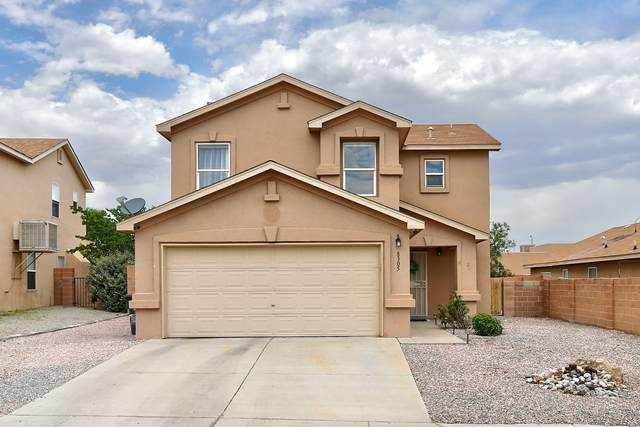 8305 Tangerine Place NW, Albuquerque, NM 87120 (MLS #974794) :: Campbell & Campbell Real Estate Services