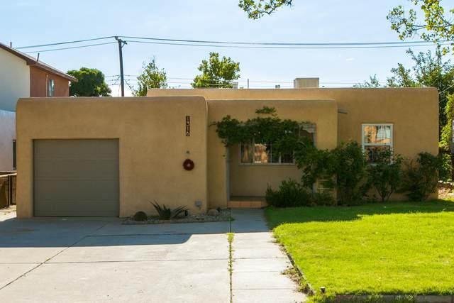 1316 Truman Street SE, Albuquerque, NM 87108 (MLS #974892) :: Berkshire Hathaway HomeServices Santa Fe Real Estate