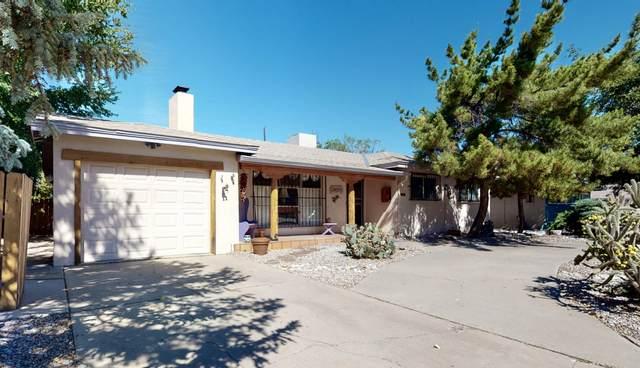 3113 Georgia Street NE, Albuquerque, NM 87110 (MLS #974918) :: The Buchman Group