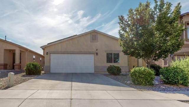 1845 Chisholm Trail NE, Rio Rancho, NM 87144 (MLS #974922) :: The Buchman Group