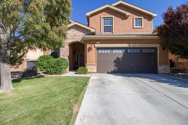 10156 Avenida Vista Cerros NW, Albuquerque, NM 87114 (MLS #974924) :: The Buchman Group