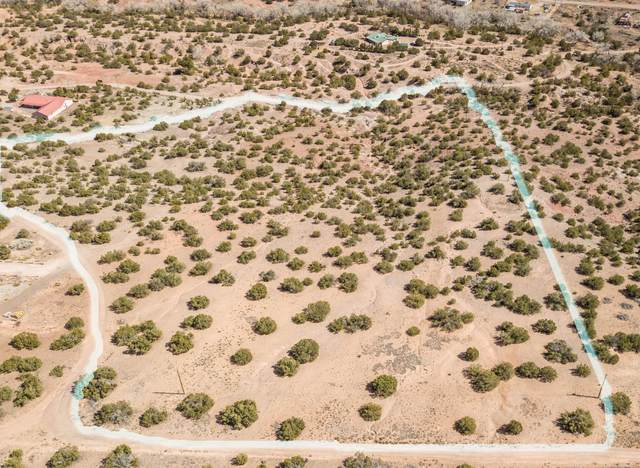 Skyline View Lot D1b, Ponderosa, NM 87044 (MLS #974975) :: The Bigelow Team / Red Fox Realty