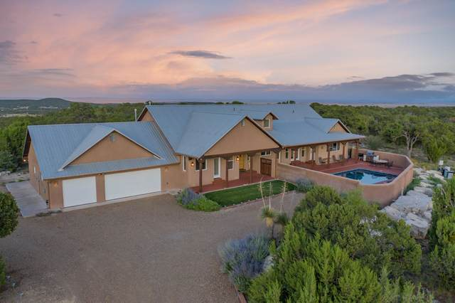 121 Forest Road 321, Tajique, NM 87016 (MLS #974993) :: The Bigelow Team / Red Fox Realty