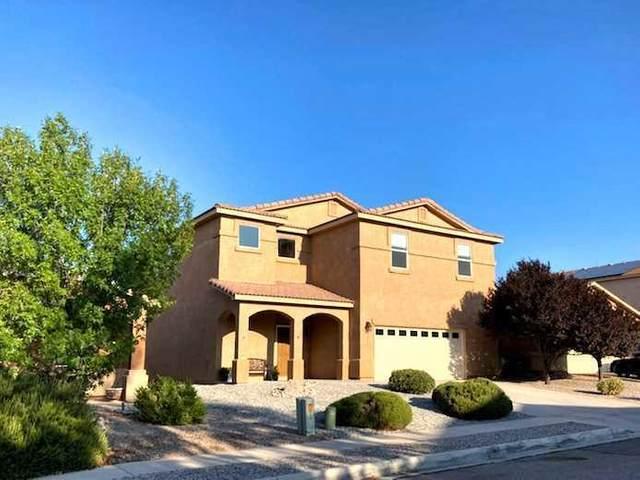 1641 Veridian, Rio Rancho, NM 87124 (MLS #975029) :: Berkshire Hathaway HomeServices Santa Fe Real Estate