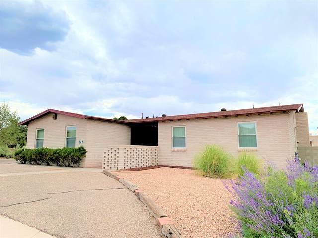 729 Four Hills Road SE, Albuquerque, NM 87123 (MLS #975075) :: Berkshire Hathaway HomeServices Santa Fe Real Estate