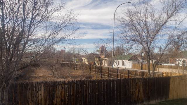 401 Walter Street SE, Albuquerque, NM 87102 (MLS #975124) :: The Bigelow Team / Red Fox Realty