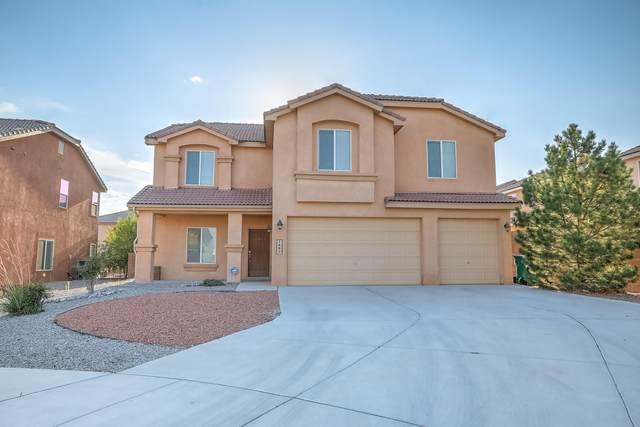 1603 Corte Cordillera SE, Rio Rancho, NM 87124 (MLS #975143) :: Berkshire Hathaway HomeServices Santa Fe Real Estate