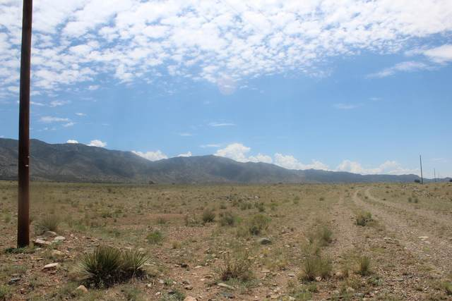 0 Escudo Rd., Belen, NM 87002 (MLS #975186) :: Campbell & Campbell Real Estate Services