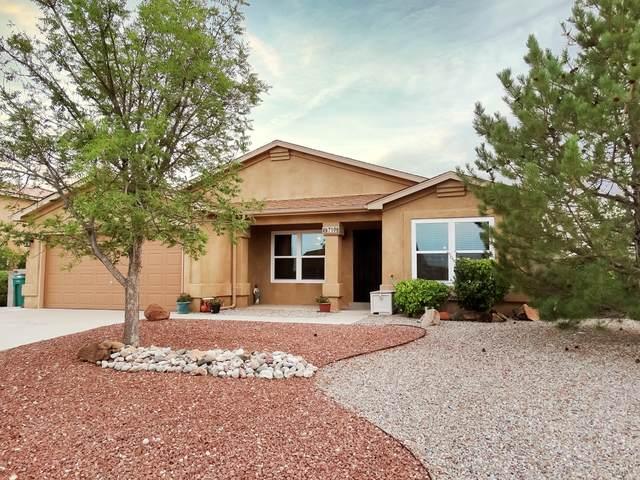 7108 Hartford Hills Drive NE, Rio Rancho, NM 87144 (MLS #975328) :: Campbell & Campbell Real Estate Services