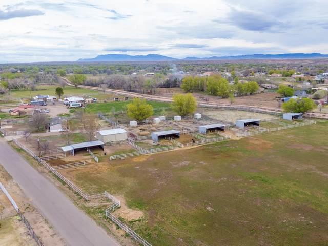 Cottonwood, Los Lunas, NM 87031 (MLS #975444) :: The Buchman Group