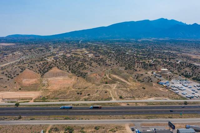 TBD Frontage Road, Bernalillo, NM 87004 (MLS #975469) :: The Bigelow Team / Red Fox Realty