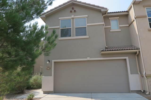 10904 Fort Point Lane NE, Albuquerque, NM 87122 (MLS #975563) :: The Bigelow Team / Red Fox Realty