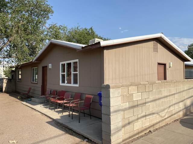 610 La Mesa Road, Socorro, NM 87801 (MLS #975576) :: Campbell & Campbell Real Estate Services
