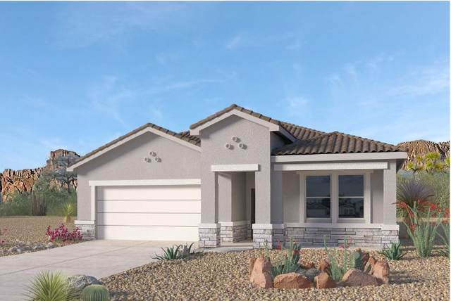 2005 Hubbard Street SE, Albuquerque, NM 87123 (MLS #975578) :: Berkshire Hathaway HomeServices Santa Fe Real Estate