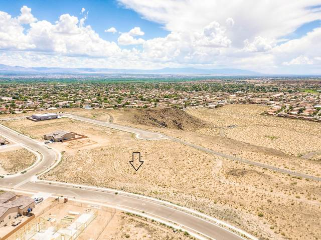 7805 Aguila Street NW, Albuquerque, NM 87120 (MLS #975689) :: The Buchman Group