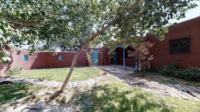 1009 Girard Boulevard SE, Albuquerque, NM 87106 (MLS #975801) :: The Bigelow Team / Red Fox Realty